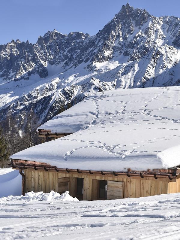 location de chalet Les Houches