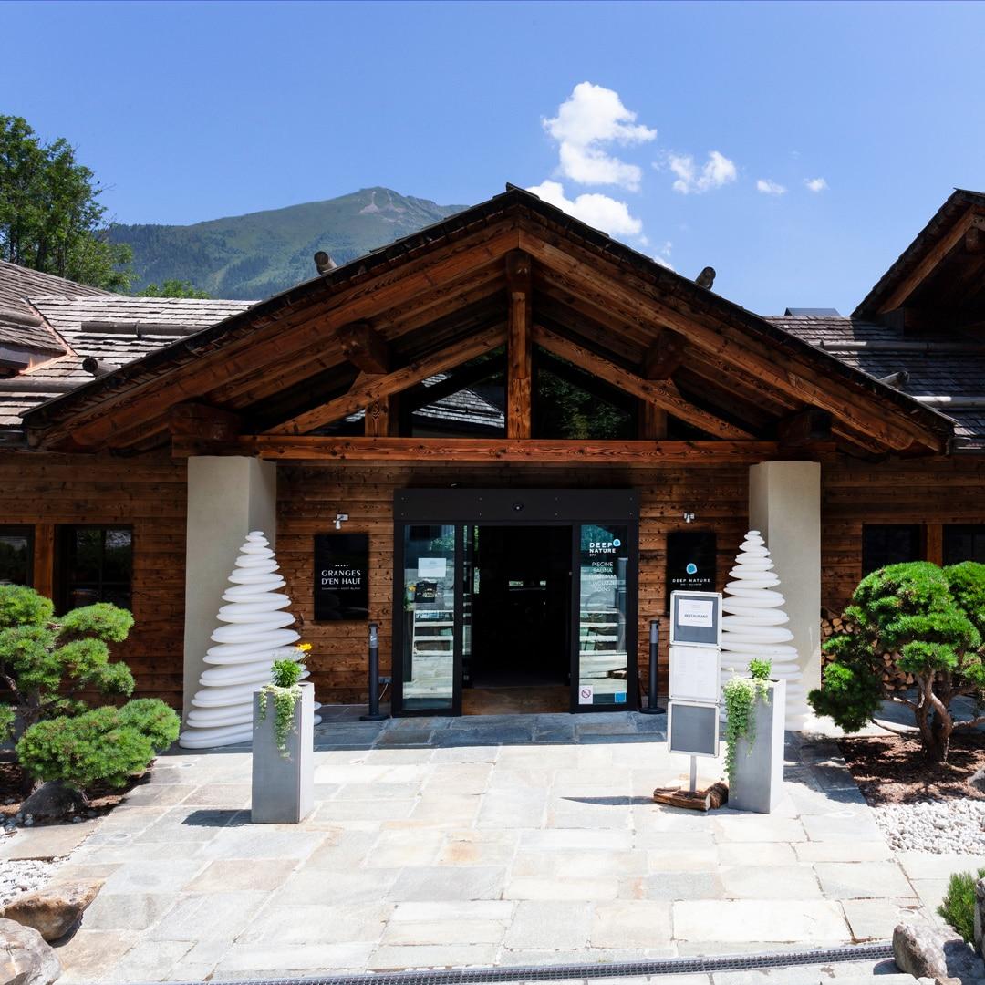 les granges d'en haut Chamonix