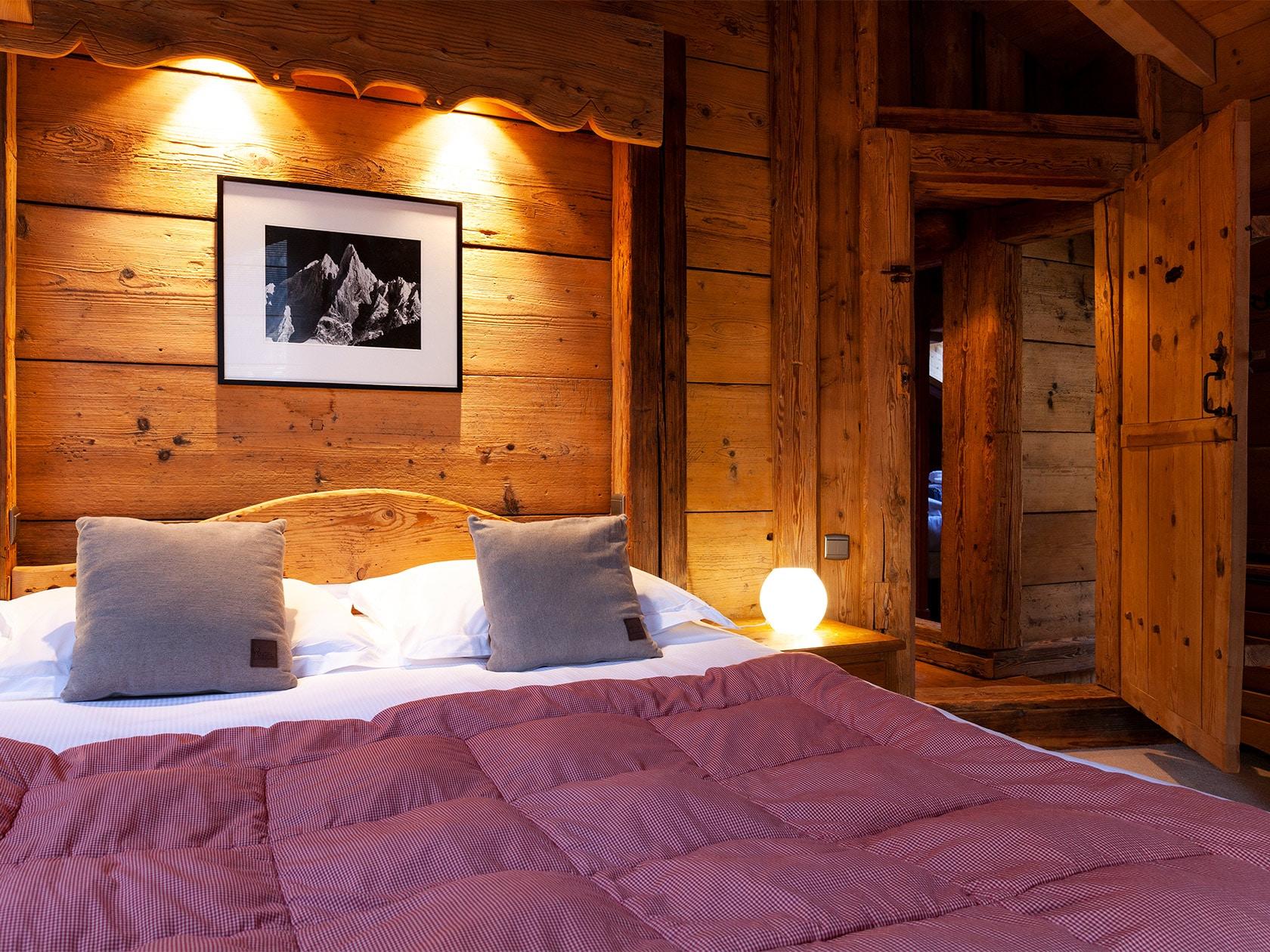 Chalet des bois location vacances chamonix